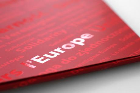 Solidarność, Identyfikacja wizualna, corporate identity, Brand Design Studio, księga znaku, kreacja, produkcja, druk