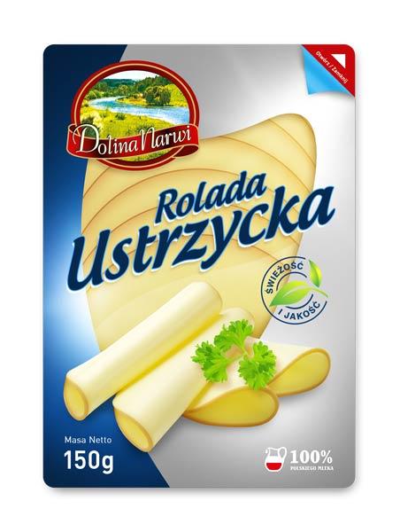 Rolada Ustrzycka, projekt etykiety, rebranding marki spożywczej, kreacja, Brand Design Studio