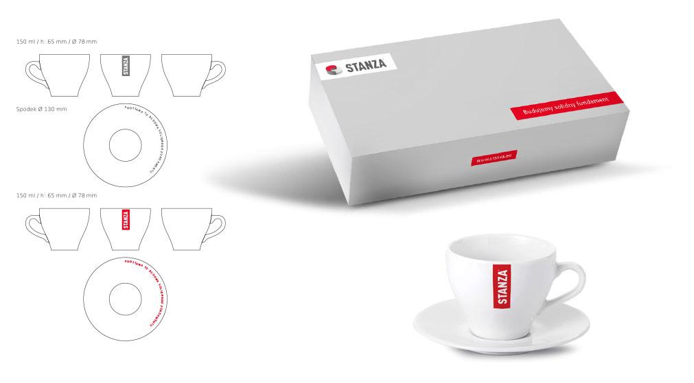 Stanza, Projekt logo, corporate idntity, Identyfikacja wizualna, kreacja, Brand Design Studio
